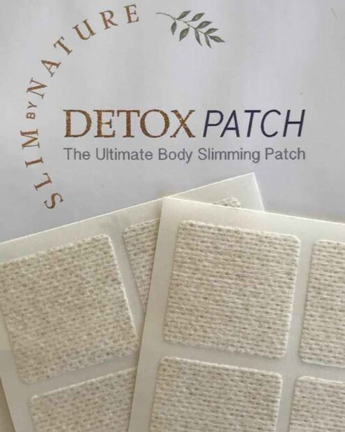 Slim By Nature Slimming Detox Patch